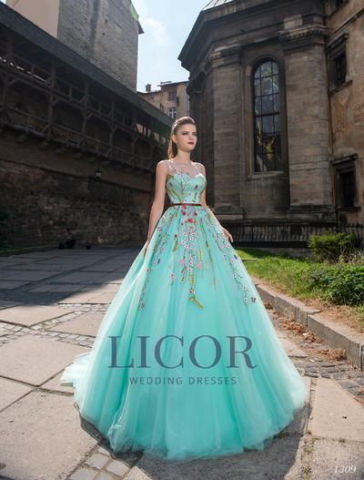 Abendkleid Licor 1309