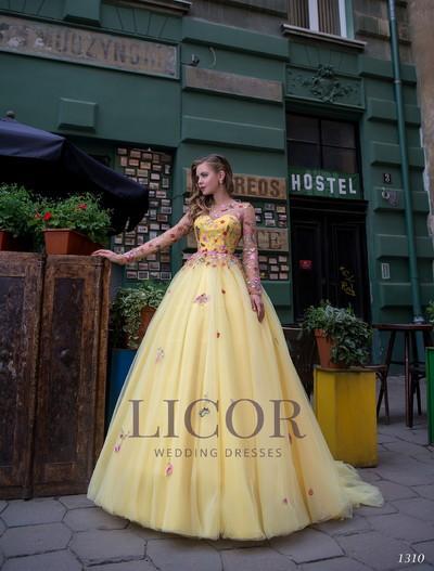 Abendkleid Licor 1310