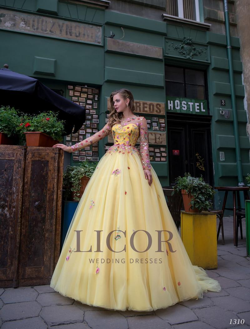 Evening Dress Licor 1310