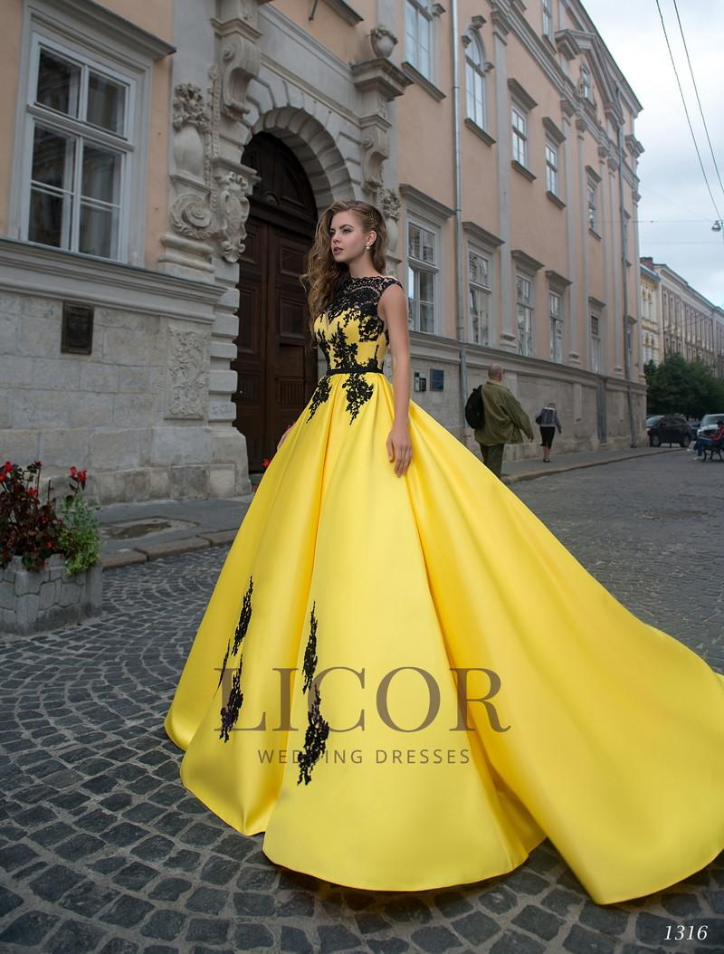 Evening Dress Licor 1316