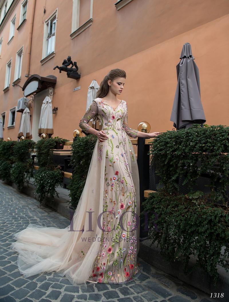 Вечернее платье Licor 1318