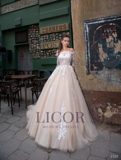 Abendkleid Licor 1331