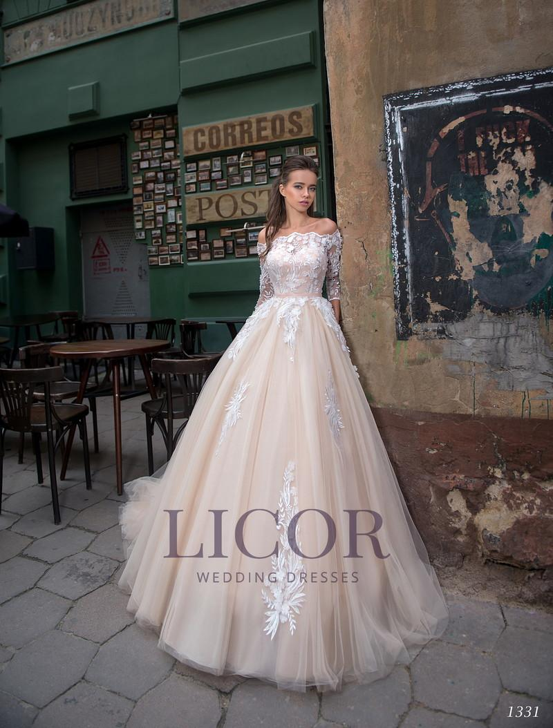 Evening Dress Licor 1331