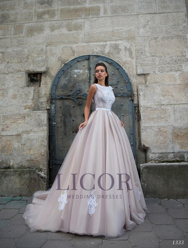 Evening Dress Licor 1333