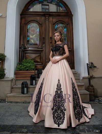Abendkleid Licor 1341