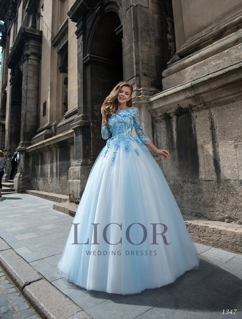 Evening Dress Licor 1347
