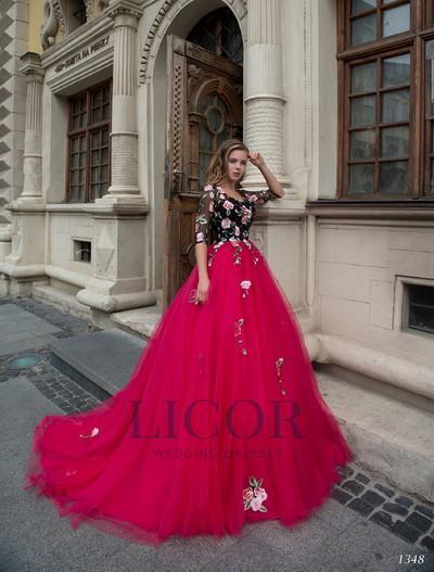 Abendkleid Licor 1348