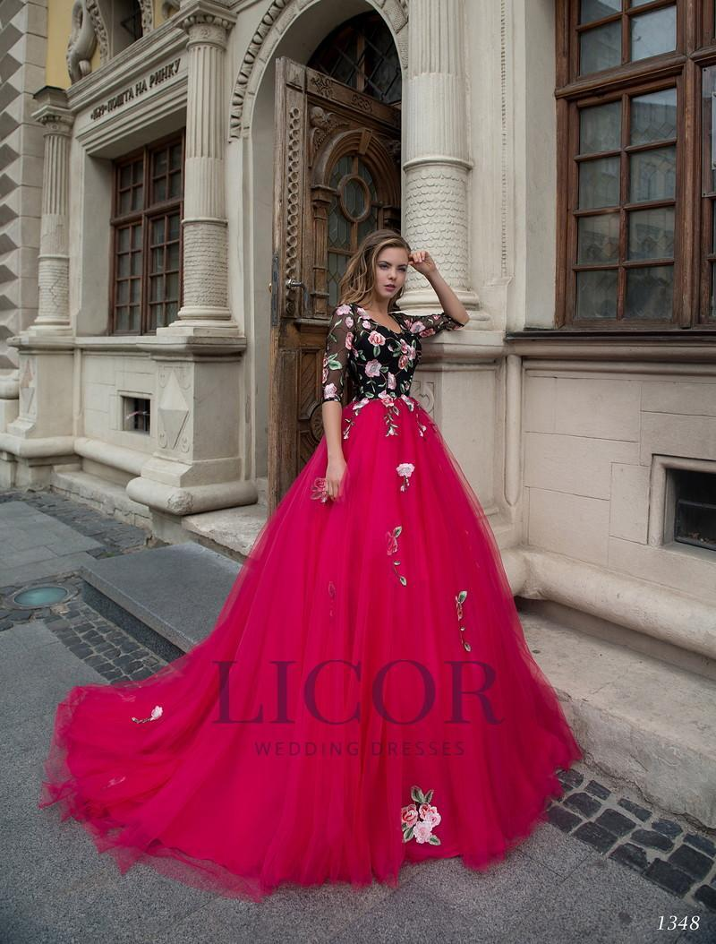 Evening Dress Licor 1348