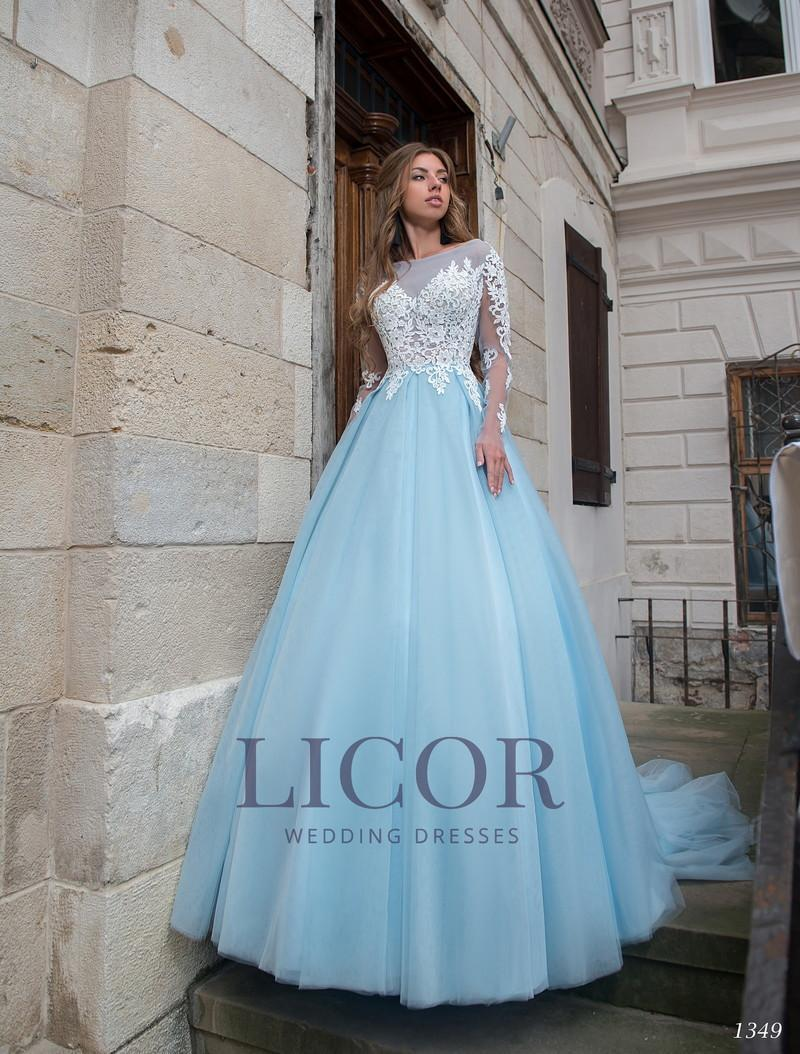 Evening Dress Licor 1349