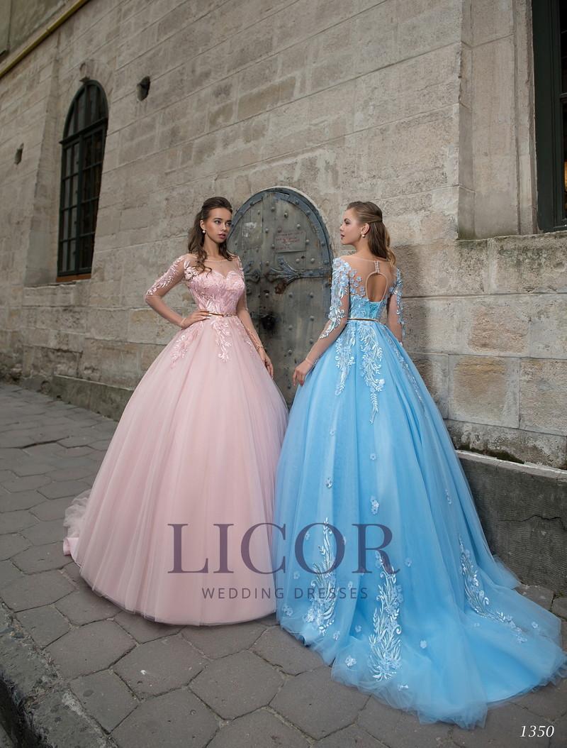 Вечернее платье Licor 1350