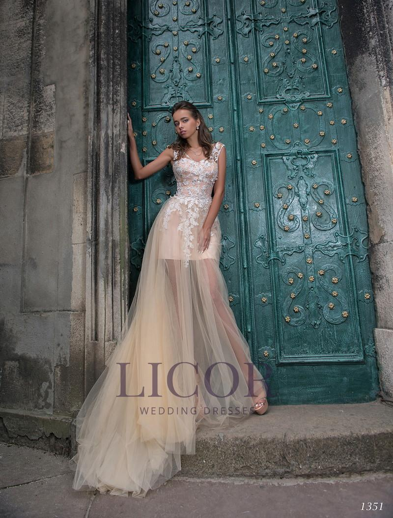 Evening Dress Licor 1351