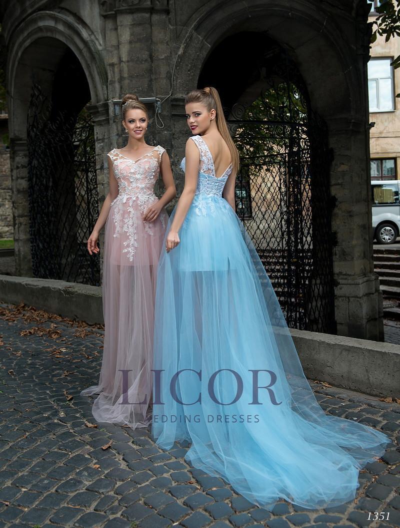 Вечернее платье Licor 1351