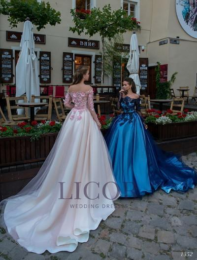 Abendkleid Licor 1352