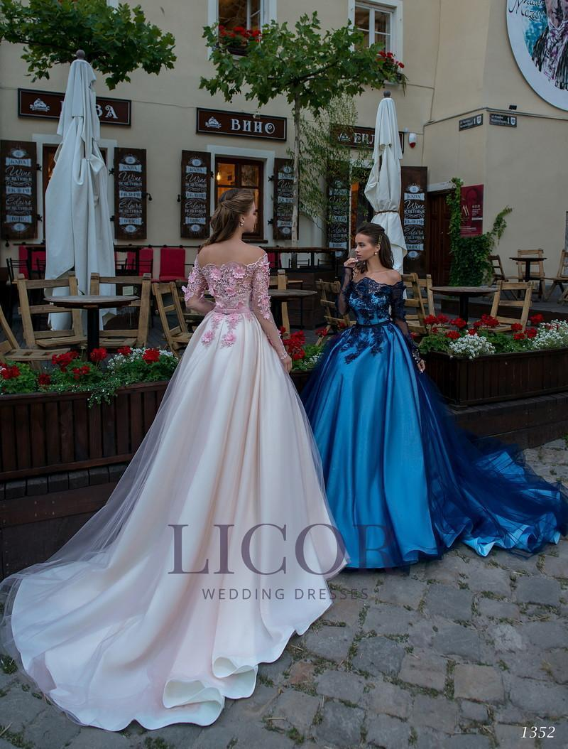 Evening Dress Licor 1352