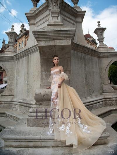 Abendkleid Licor 1359