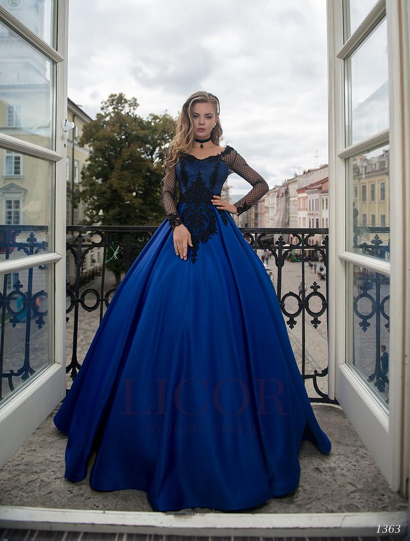 Evening Dress Licor 1363