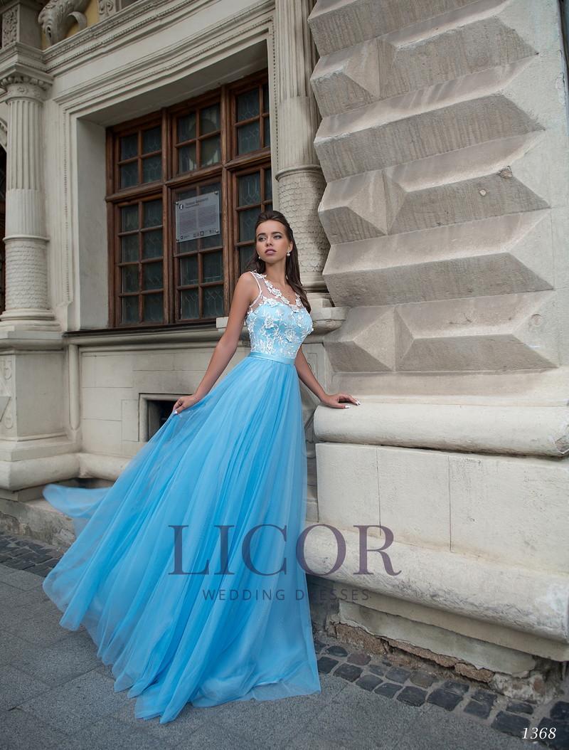 Večerní šaty Licor 1368