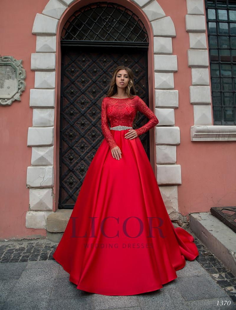 Evening Dress Licor 1370