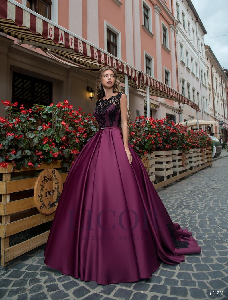 Evening Dress Licor 1373