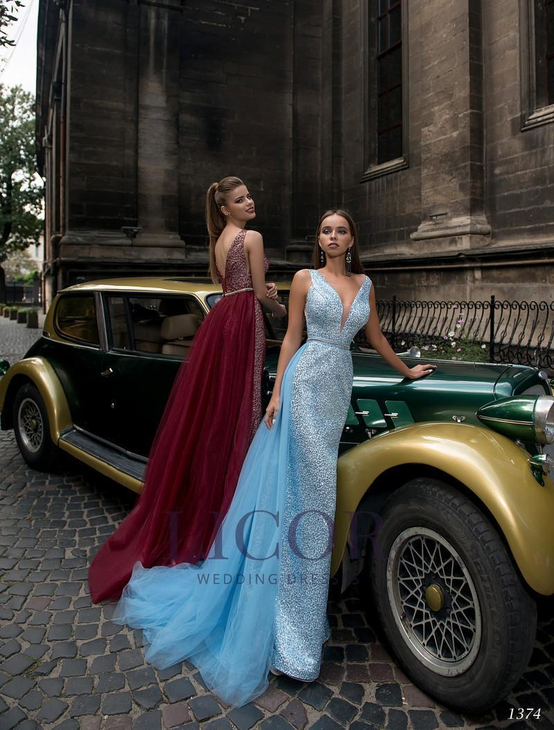 Abendkleid Licor 1374