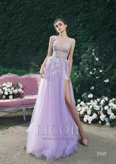 Evening Dress Licor 1500