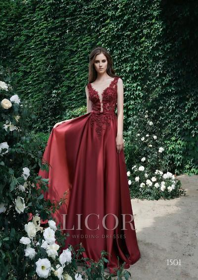 Abendkleid Licor 1501