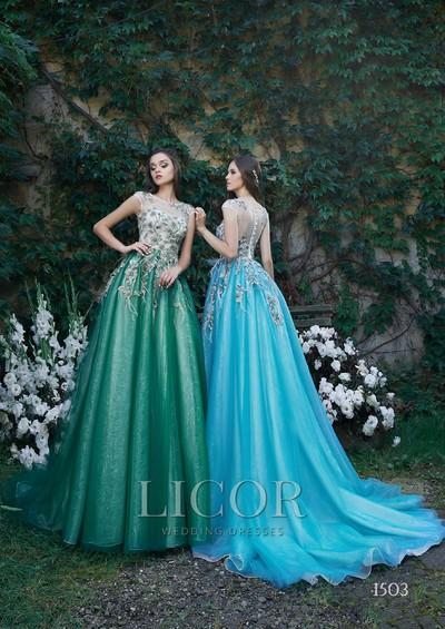 Evening Dress Licor 1503