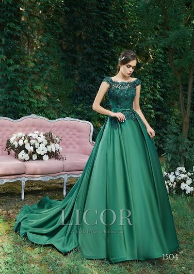 Evening Dress Licor 1504