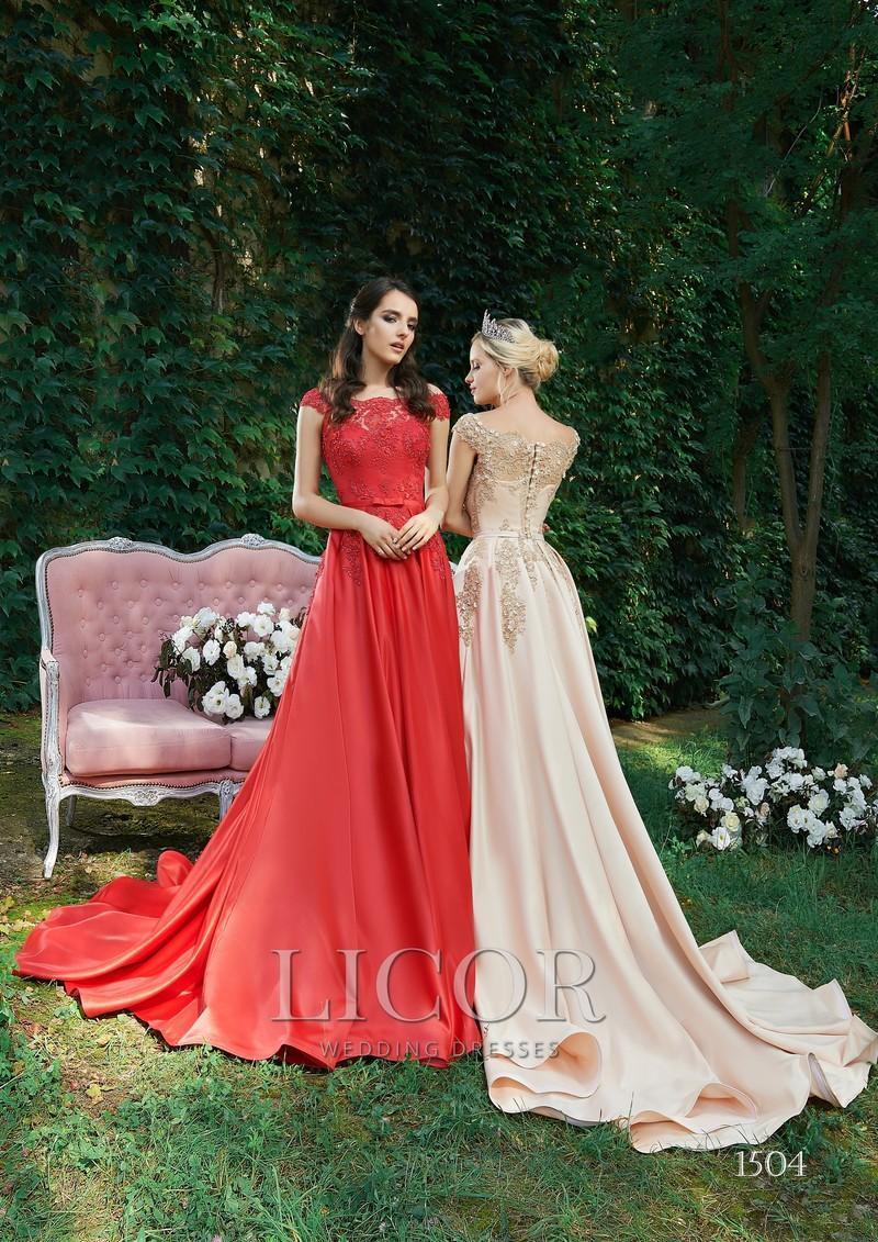 Вечернее платье Licor 1504