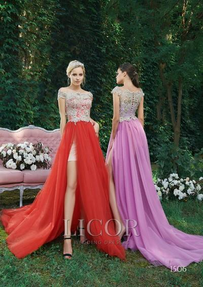 Evening Dress Licor 1506