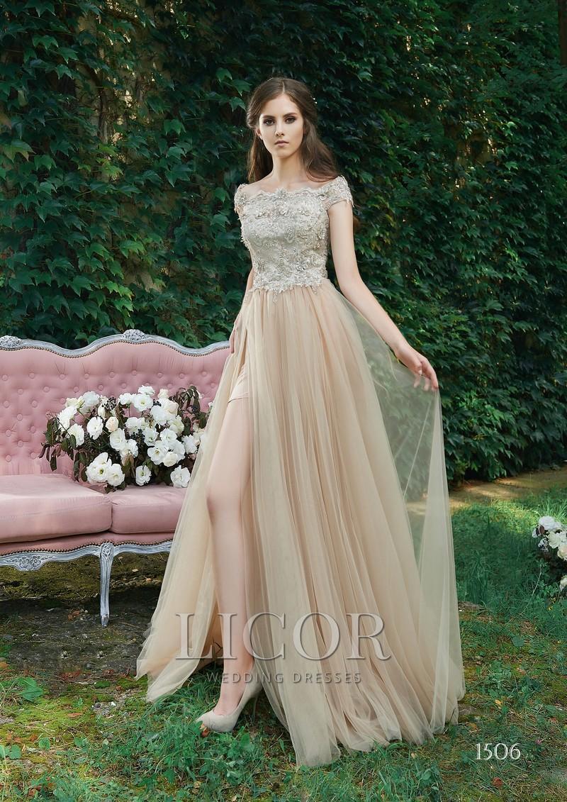 Вечернее платье Licor 1506