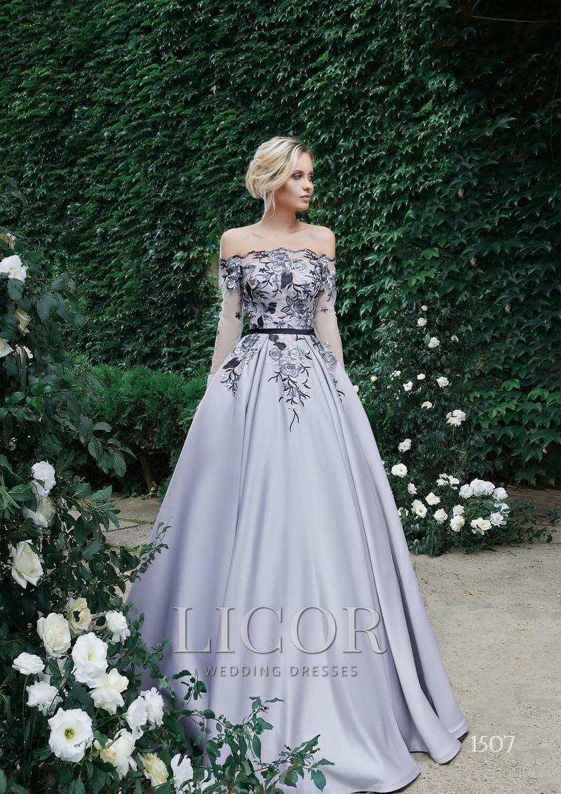 Abendkleid Licor 1507