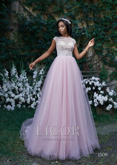 Evening Dress Licor 1509