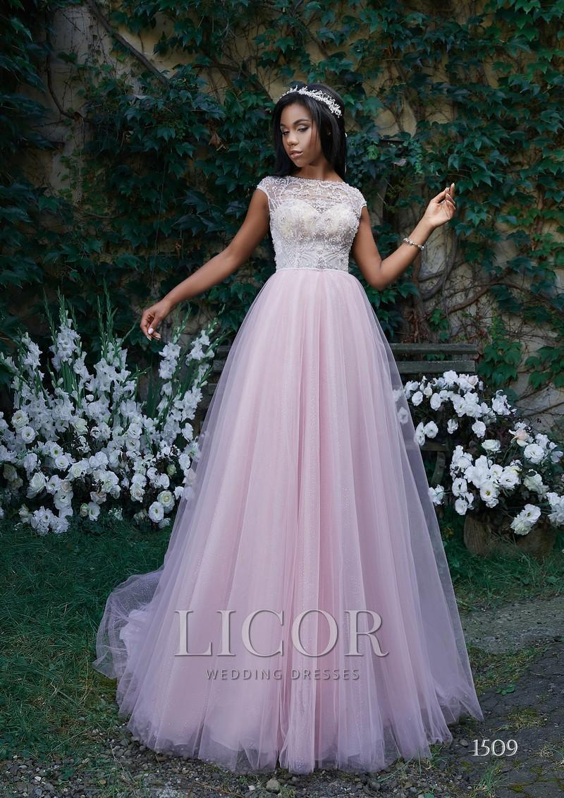 Abendkleid Licor 1509