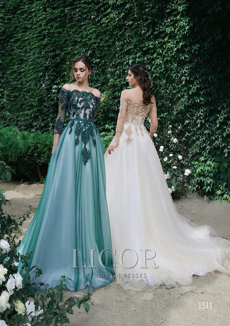 Abendkleid Licor 1511