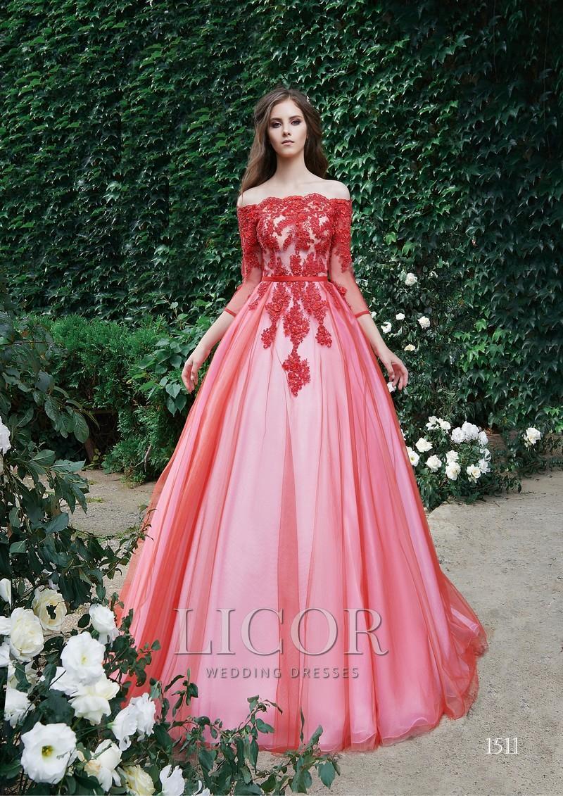 Вечернее платье Licor 1511