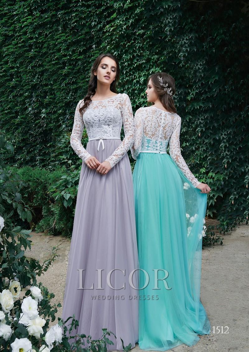 Вечернее платье Licor 1512