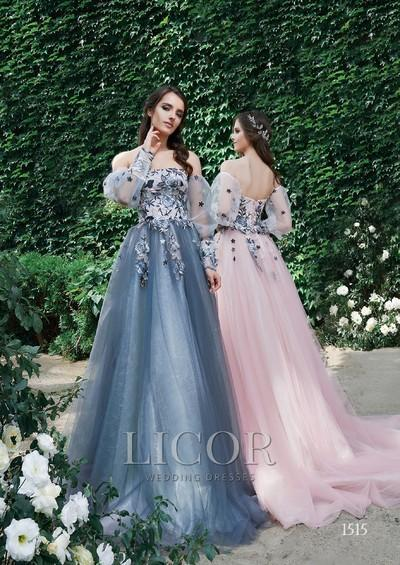 Abendkleid Licor 1515