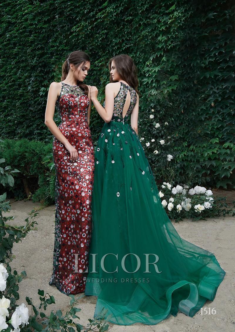 Вечернее платье Licor 1516