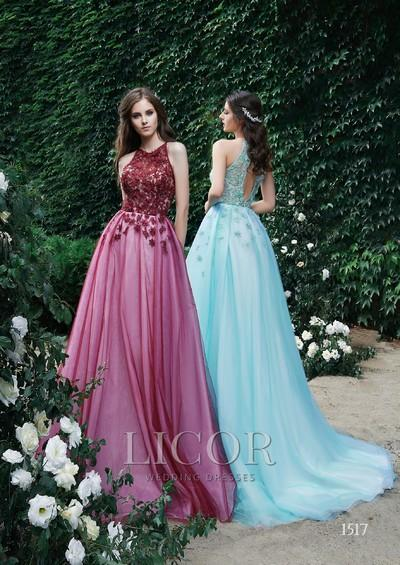 Abendkleid Licor 1517