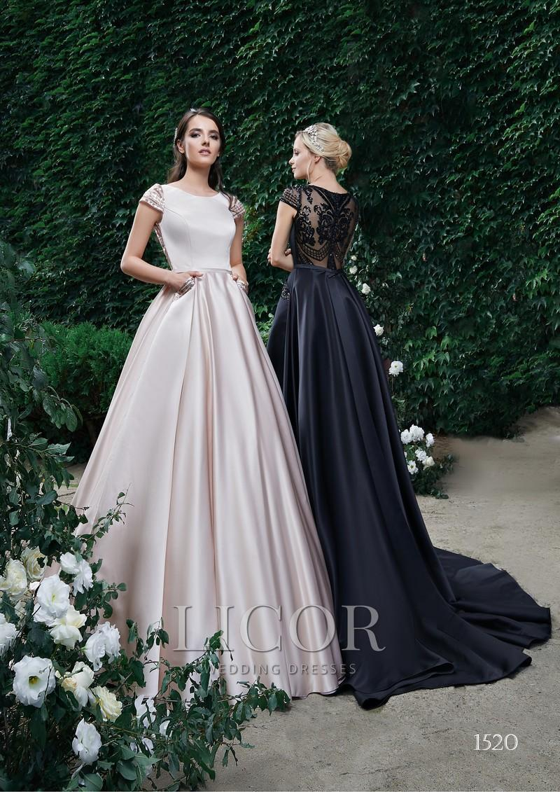 Abendkleid Licor 1520