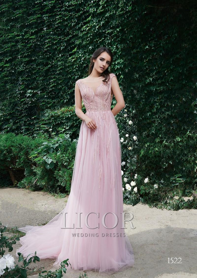 Evening Dress Licor 1522