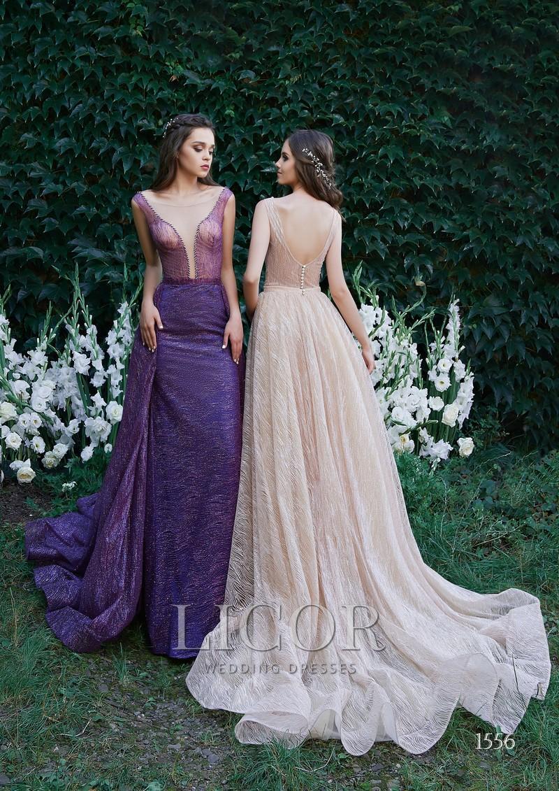 Evening Dress Licor 1556