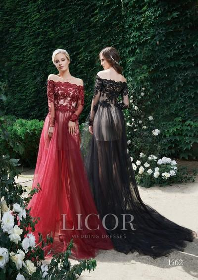 Abendkleid Licor 1562