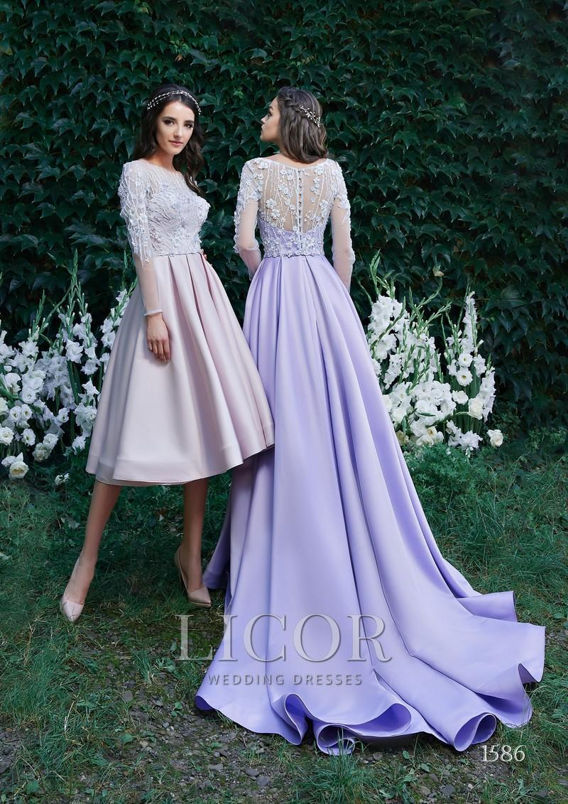 Abendkleid Licor 1586