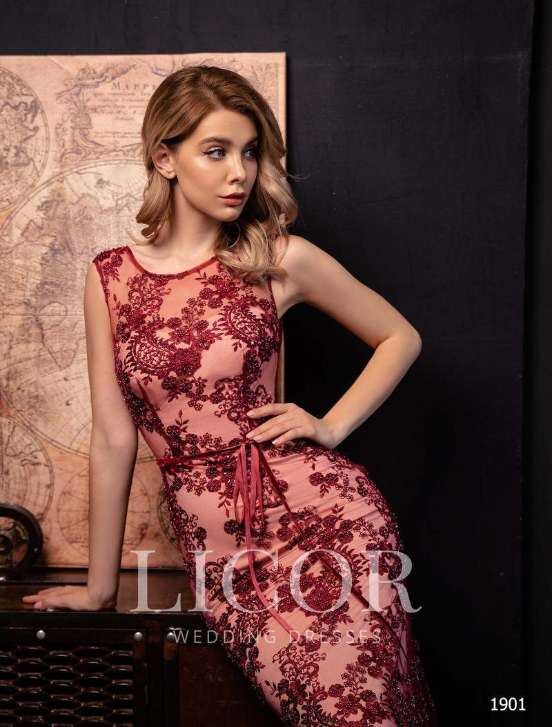 Вечернее платье Licor 1901