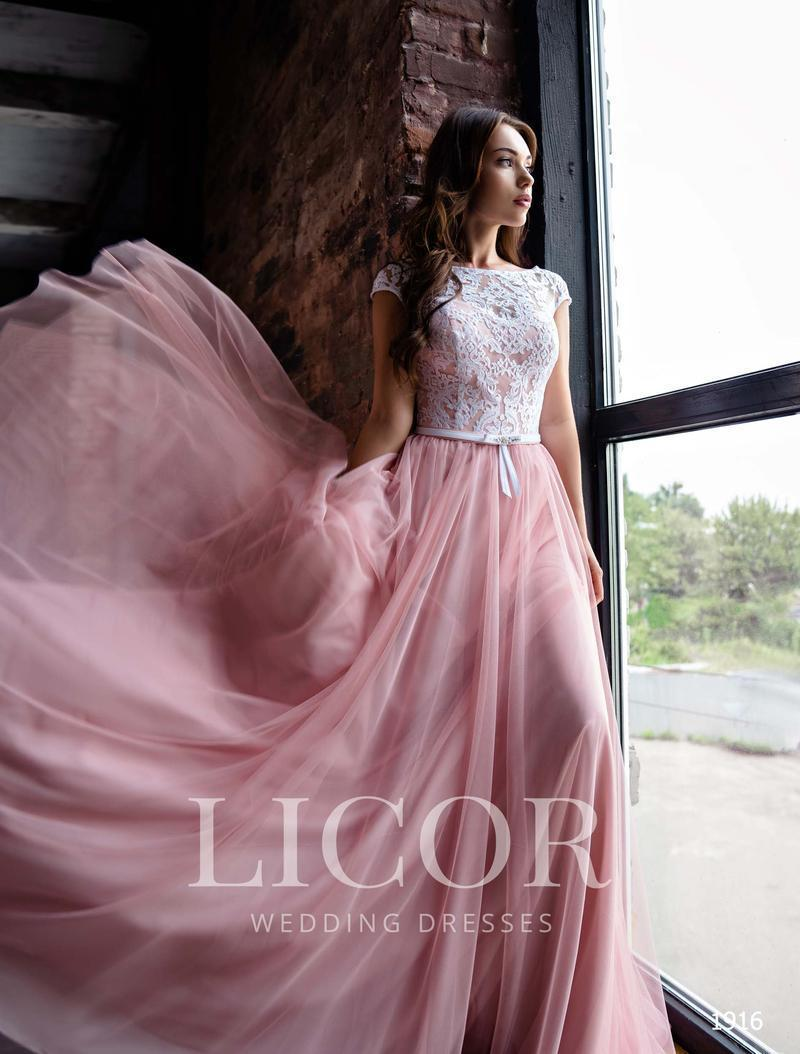 Вечернее платье Licor 1916
