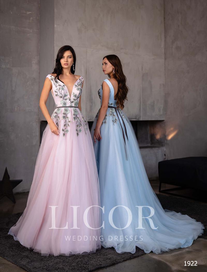 Вечернее платье Licor 1922