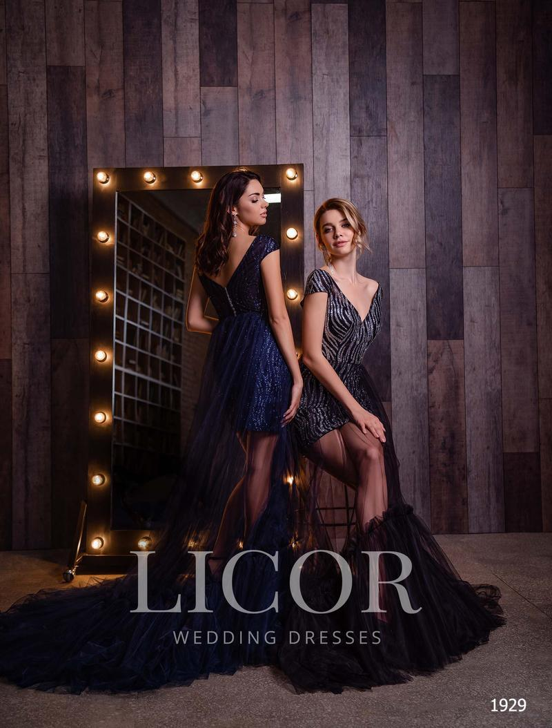 Вечернее платье Licor 1929