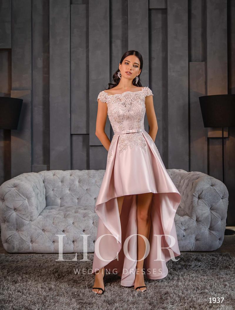 Evening Dress Licor 1937